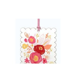 GIFTTAG/Cote Floral Pink