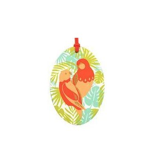 GIFTTAG/Parrots Tags