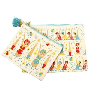 POUCH/Swimmers Cnvs Pouch