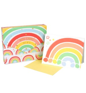 NOTECARD/Rainbow