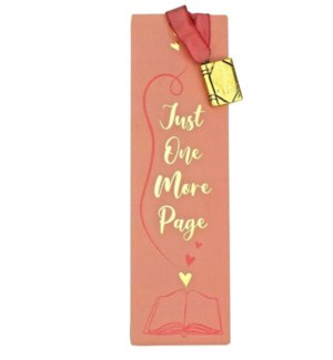 BOOKMARK/One More Page Pink