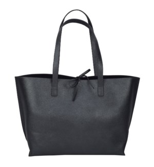 TOTE/Leather Anthracite