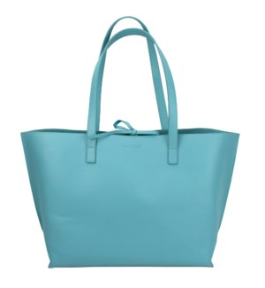 TOTE/Leather Duck Egg