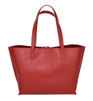 TOTE/Leathr Berry Red