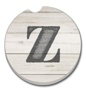 CARCSTR/Bulk Shiplap Monogrm Z