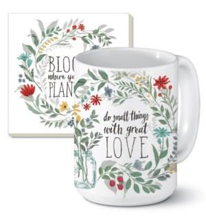 MUG/Blooming Thoughts