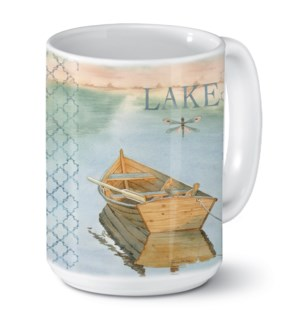 MUG/Lake Boat