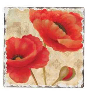 TTILECSTR/Elegant Red Poppies
