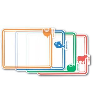 TABNONSLIPCMAT/4pk Flex Icons