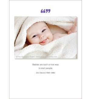 COB/Congrats Baby