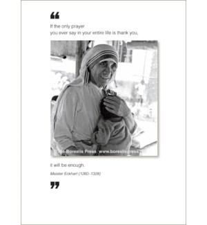 EDB/If The Only Prayer