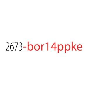 PPKE/Borealis Top 14 No Disp*