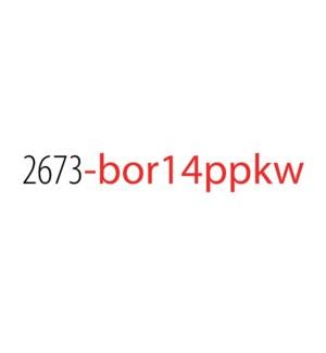 PPKW/Borealis Top 14 No Disp*
