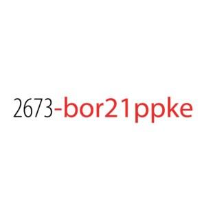 PPKE/Borealis Top 21 No Disp*