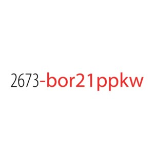 PPKW/Borealis Top 21 No Disp*