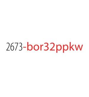PPKW/Borealis Top 32 No Disp*