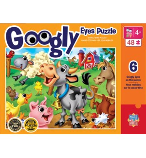 PUZZLES/48PC Farm Animals