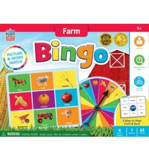GAMES/Farm Bingo