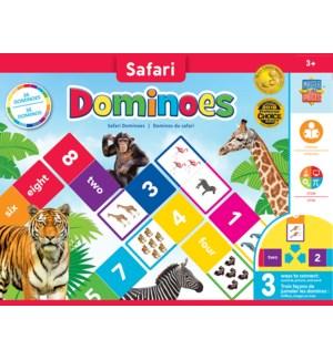 GAMES/Safari Dominoes