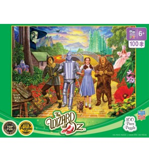 PUZZLES/100PC The Wizard of Oz