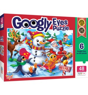 PUZZLES/48PC Christmas