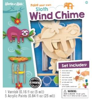 PAINTKIT/Sloth Wind Chime