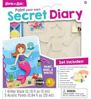 PAINTKIT/Mermaid Secret Diary