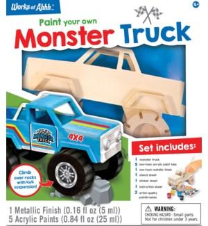 PAINTKIT/Monster Truck