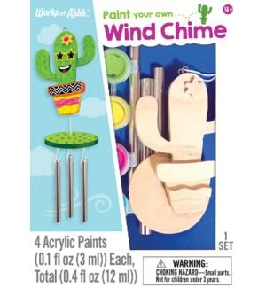 PAINTKIT/Sm Cactus Wind Chime