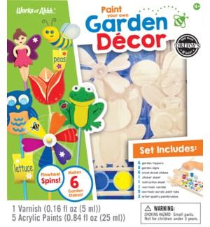 PAINTKIT/Garden Décor