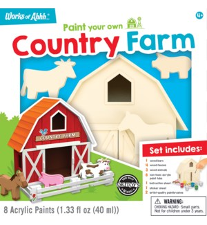 PAINTKIT/Country Farm