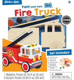 PAINTKIT/Fire Truck