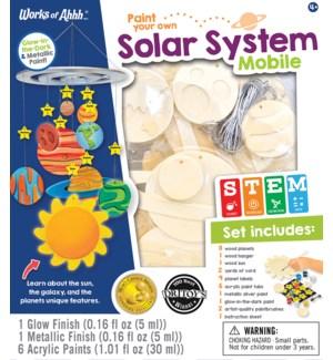 PAINTKIT/Solar System Mobile