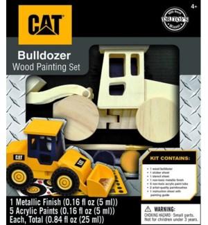 PAINTKIT/Caterpillar Bulldozer