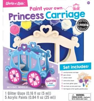 PAINTKIT/Princess Carriage