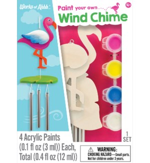 PAINTKIT/Flamingo Wind Chime
