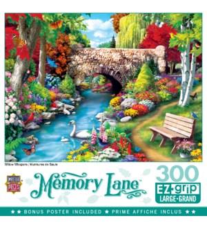 PUZZLES/300PC Memory Ln River