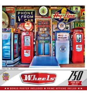 PUZZLES/750PC Classic Gas