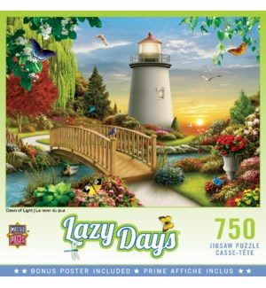 PUZZLES/750PC Dawn of Light