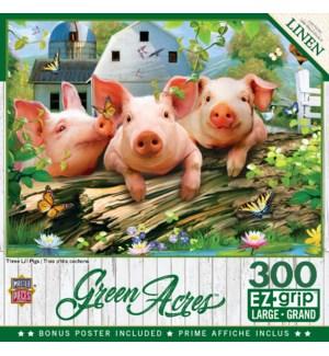 PUZZLES/300PC Green Acres