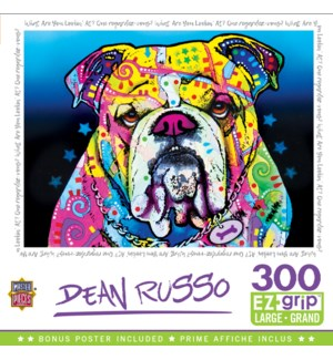 PUZZLES/300PC Dean Russo Look