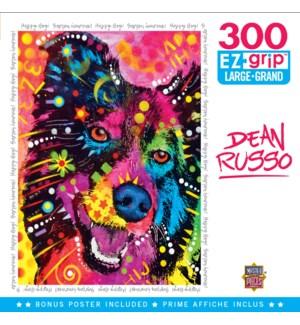 PUZZLES/300PC Dean Russo Happy