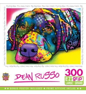PUZZLES/300PC Dean Russo Blue