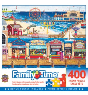 PUZZLES/400PC Family Hour