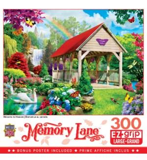 PUZZLES/300PC Memory Ln Heaven