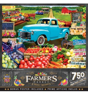 PUZZLES/750PC Locally Grown