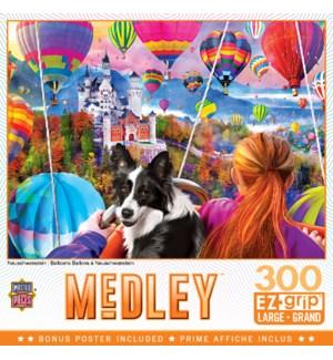 PUZZLES/300PC Balloons EzGrip