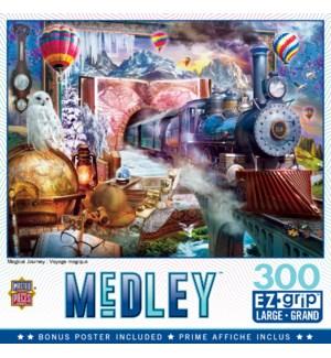 PUZZLES/300PC Magical Journey