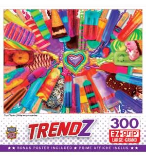 PUZZLES/300PC Cool Treats