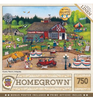 PUZZLES/750PC Country Pickens